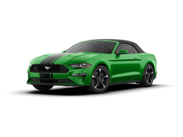 New Ford 2019 Ford Mustang EcoBoost Convertible in Snohomish, WA